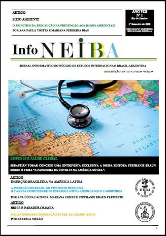 Novo número do InfoNEIBA (2020.1)