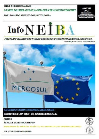 Novo número do InfoNEIBA (2019.2)