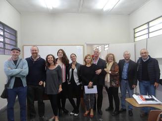 ¿Qué hacer cuando se toma el poder?: Hugo Suppo, coordenador do NEIBA, participa de evento na Argent