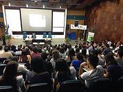Conferência de encerramento com Andrew Fishman - II JorNEIBA