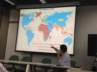 Áudio da palestra ministrada pelo prof. Alexandre Moreli (FGV-RJ)