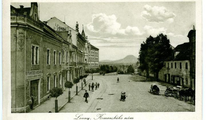 Komenského náměstí Louny.jpg
