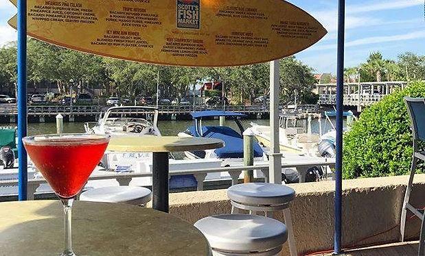 Scott's Fish Market - Hilton Head Waterfront Dining Restaurants
