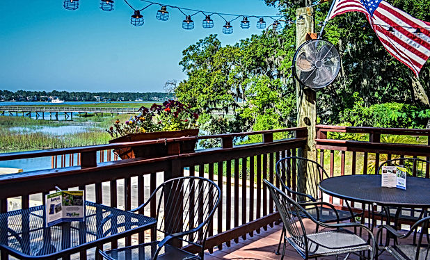 Up The Creek Pub - Hilton Head Waterfront Dining Restaurants