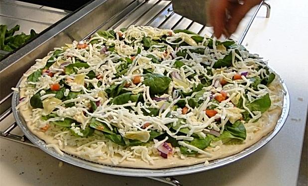 TJ's Take & Bake Pizza - Best Pizza Places Hilton Head