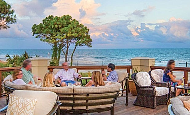 Coast Oceanfront Dining - Hilton Head Waterfront Dining Restaurants