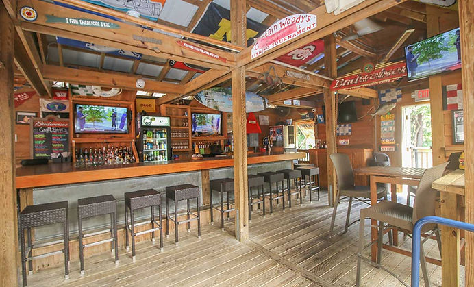 captain woody's - hilton head happy hours