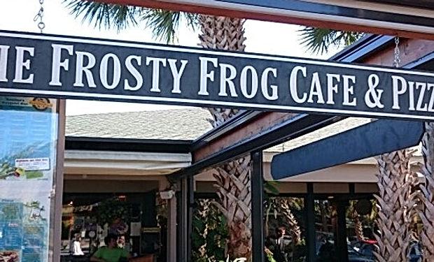 Frosty Frog Cafe - Best Burger Restaurants in Hilton Head Island