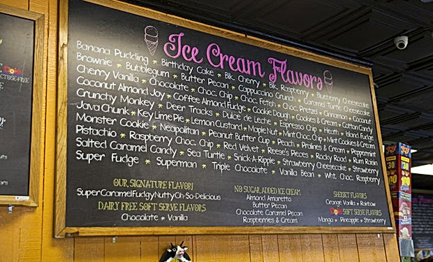 The Ice Cream Cone - Best Hilton Head Ice Cream Shops