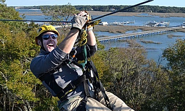 Zipline Hilton Head - Outdoor Activities Outdoor Adventures Hilton Head