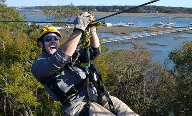 Zipline Hilton Head - Outdoor Activities Outdoor Adventures Hilton Head
