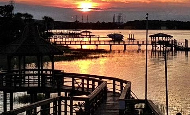 Sunset Grill - Hilton Head Waterfront Dining Restaurants