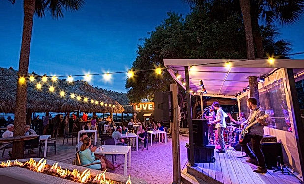 Tiki Hut - Best Places for Live Music Bands Hilton Head