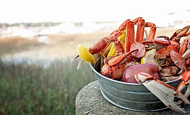 carolina crab company - hilton head lowcountry boil