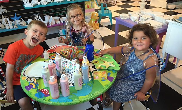 art cafe, indoor kids play hilton head