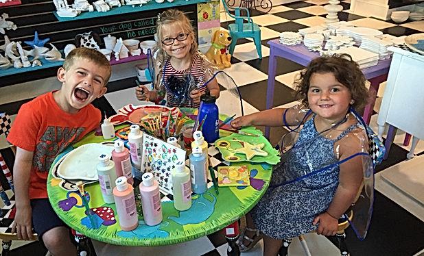 art cafe, indoor kids play hilton head