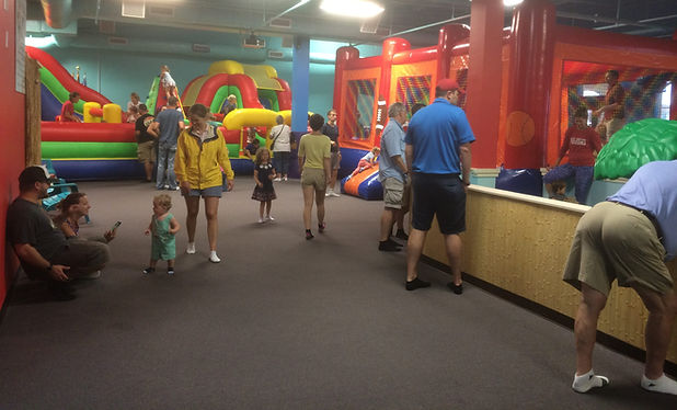 island playground, indoor kids play hilton head