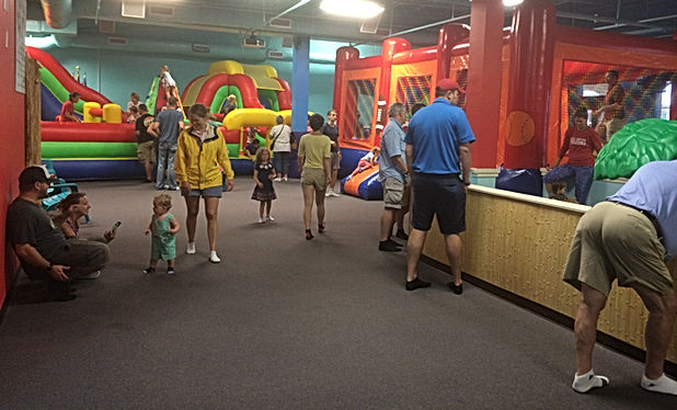 island playground, indoor kids play hilton head