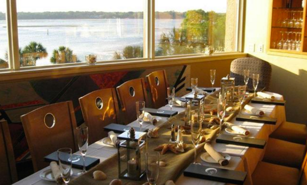 Ela's On The Water - Hilton Head Waterfront Dining Restaurants