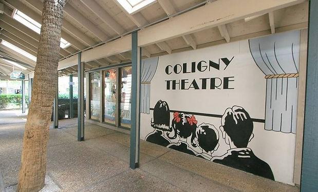 coligny theater -hilton head movie theaters