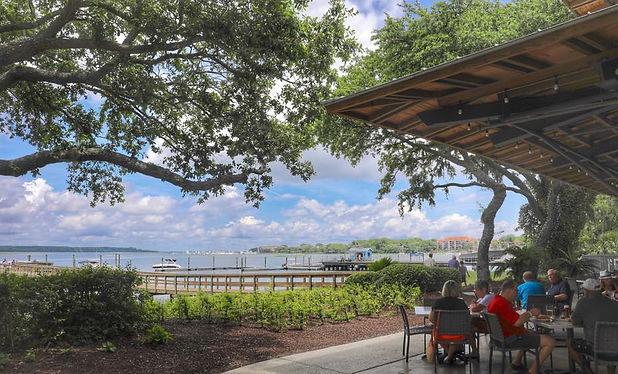 Skull Creek Dockside - Hilton Head Waterfront Dining Restaurants