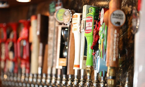 The Lodge Hilton Head - Craft Beer Selection