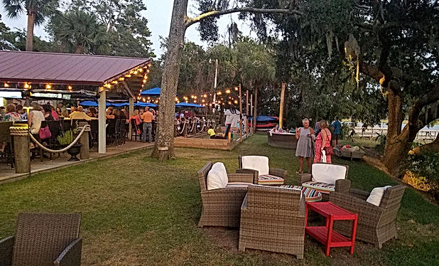 Fishcamp on Broad Creek - Hilton Head Waterfront Dining Restaurants
