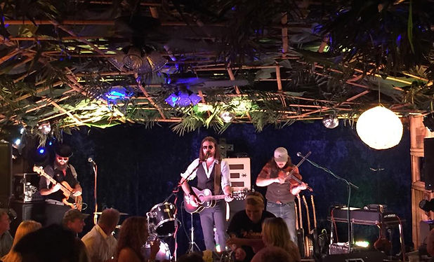 Big Bamboo Cafe - Best Places for Live Music Bands Hilton Head
