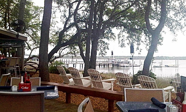 Skullcreek Boathouse - Hilton Head Waterfront Dining Restaurants