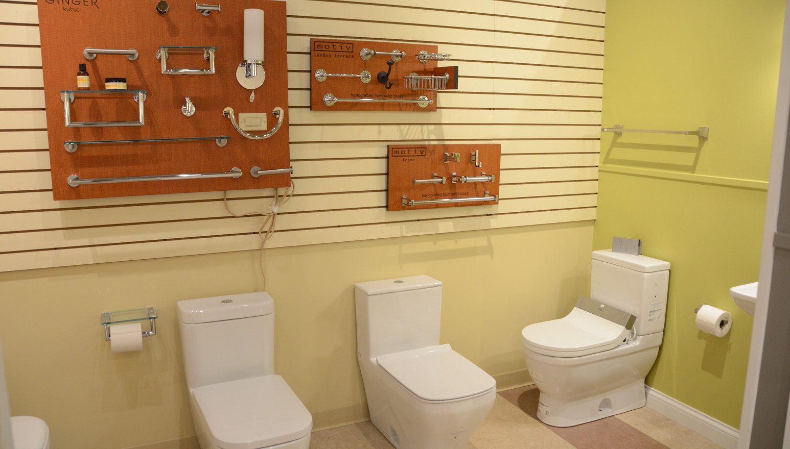 Durivit Toilets & Ginger Accessories