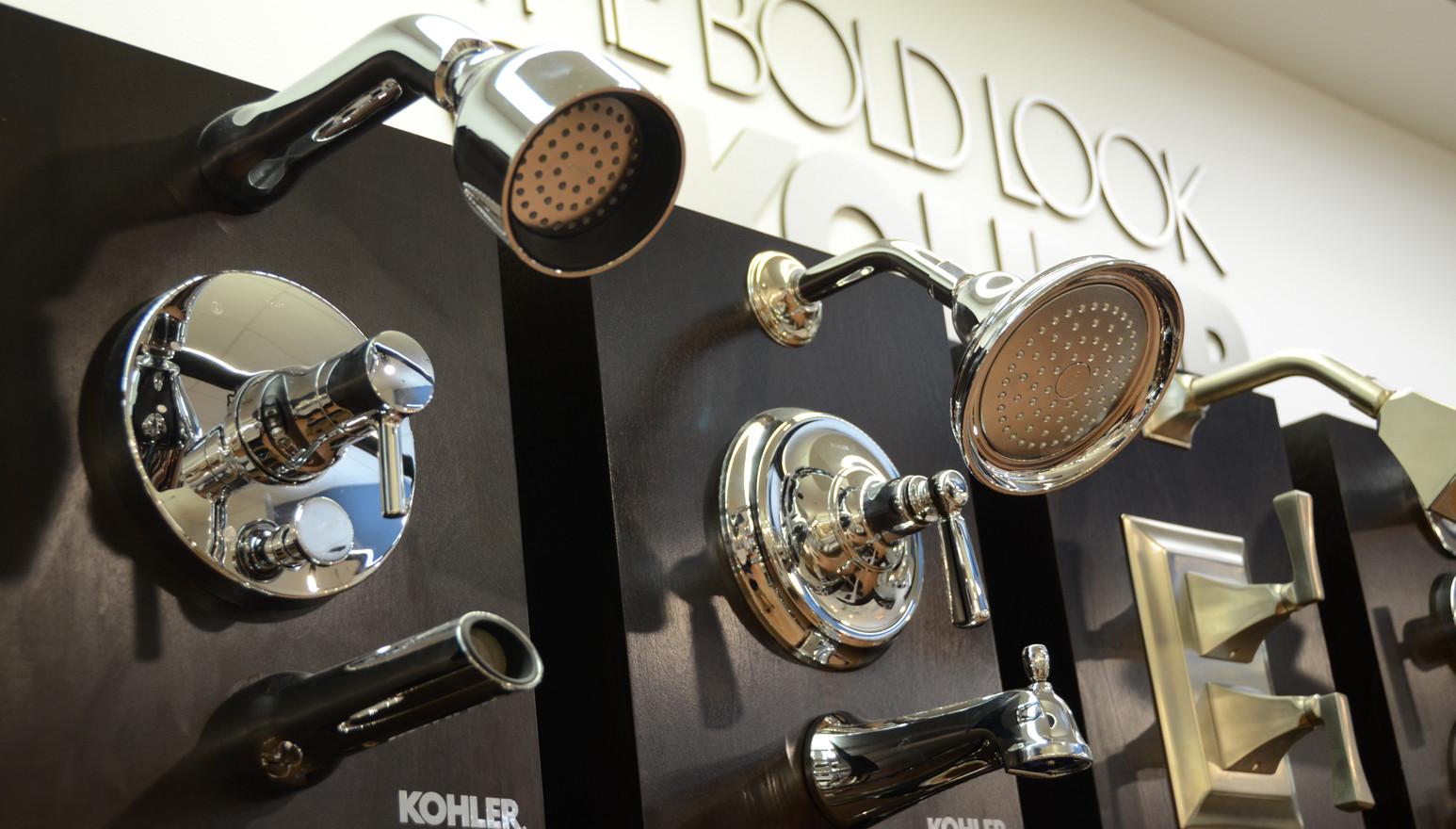 Kohler Shower Options