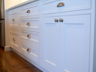 Drawer Guides & Door Hinges