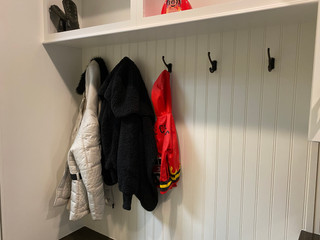 New Year, New Mudroom