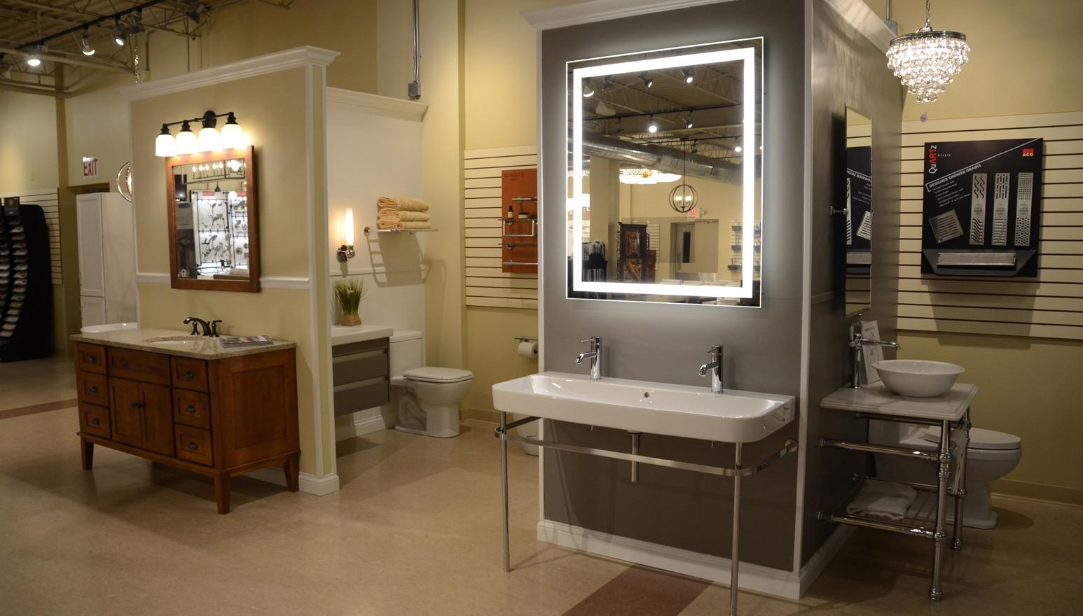 Bathroom Displays