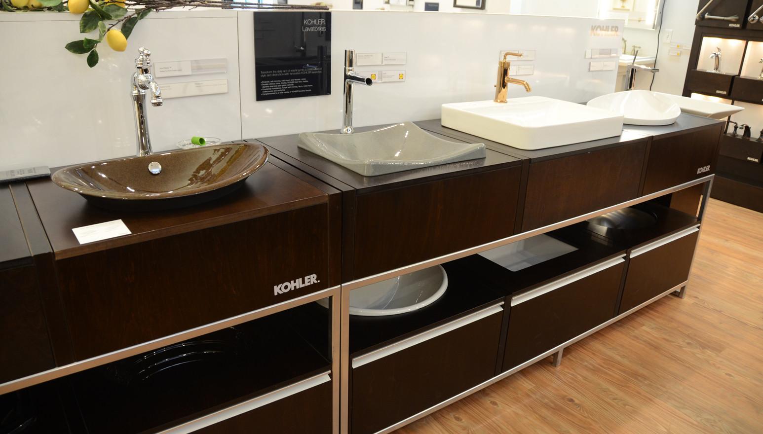 Kohler Bathroom Sinks & Faucets