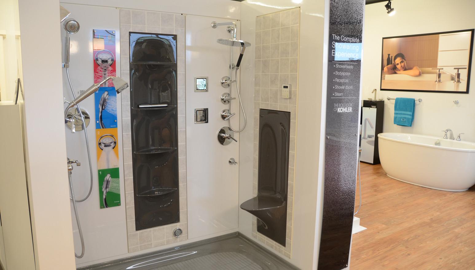 Kohler Shower Displays