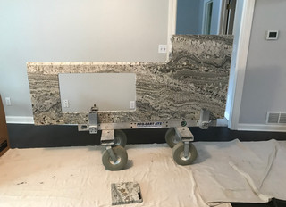 Ordering New Countertops
