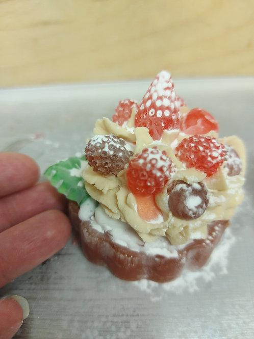 Savon - Le choix du chef - Tartelette aux petits fruits