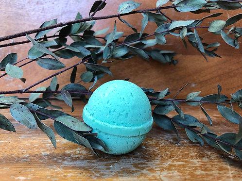 Bombe de bain - Eucalyptus radiata