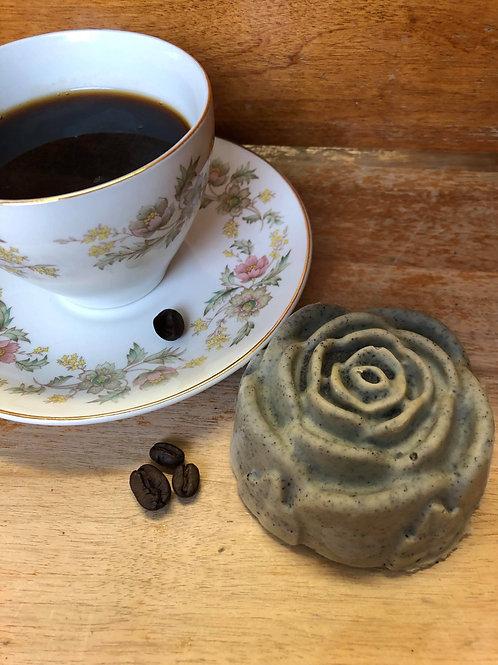 Pain exfoliant nourissant corporel - café moka