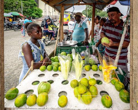 Mango Viche