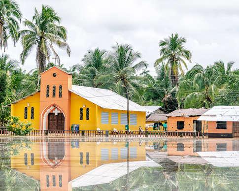 Village du Rio Atrato