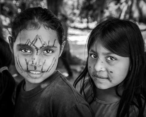Jeunes Embera