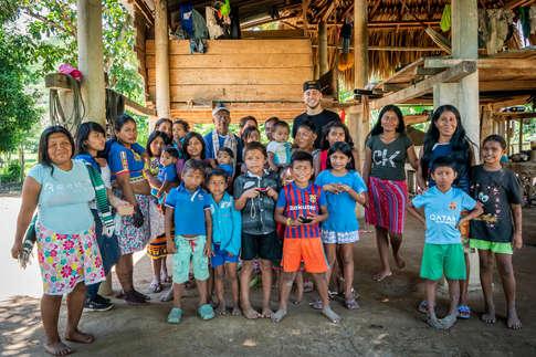 Indigènes Embera