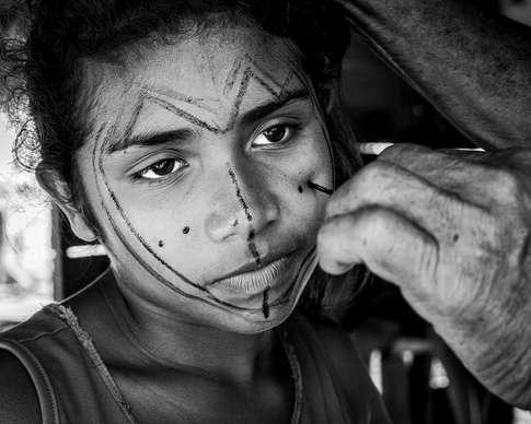 Indigènes Embera Colombie
