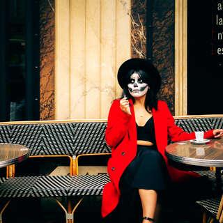 Catrina in Paris