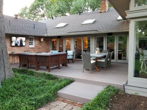 KDS Builders-Azek-Silver Oak-Timbertech Deck