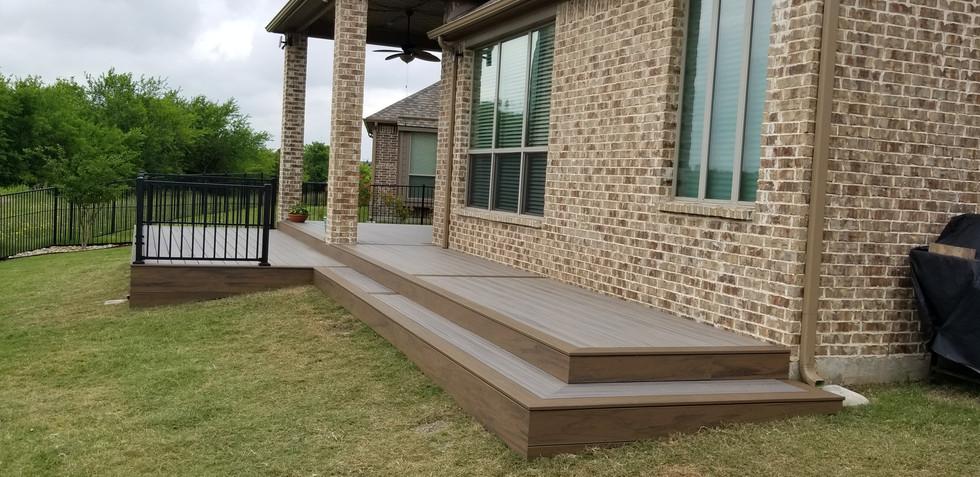 KDS Builders-Trex-Rocky Harbor-Composite Deck