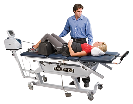 spinal decompression table Triton DTS