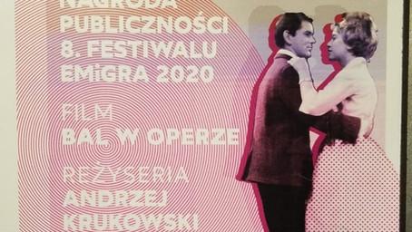 """Spektakl """"Bal w operze"""" z nagrodą"""
